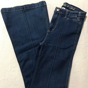 Vintage Abercrombie & Fitch High Waisted Jeans